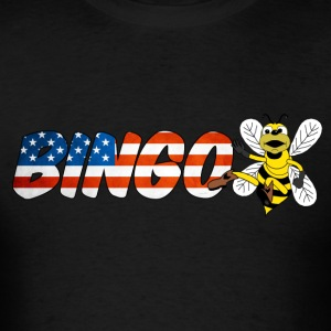 Bingo Bee Hoodies - Men's T-Shirt