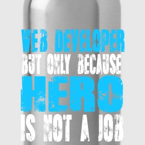 web developer Hero - Water Bottle