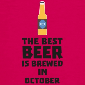 Best Beer is brewed in October S5k5z Kids' Shirts - Toddler Premium T-Shirt