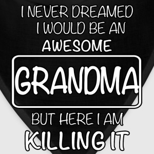 Awesome Grandma T-Shirts - Bandana