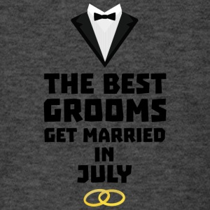 The Best Grooms in JULY S3uvi Long Sleeve Shirts - Men's T-Shirt
