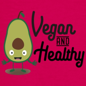 Vegan and Healthy Avocado S1sts Kids' Shirts - Toddler Premium T-Shirt