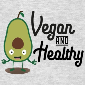 Vegan and Healthy Avocado S1sts Sportswear - Men's T-Shirt