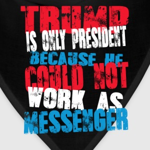 messenger Trump T-Shirt - Bandana