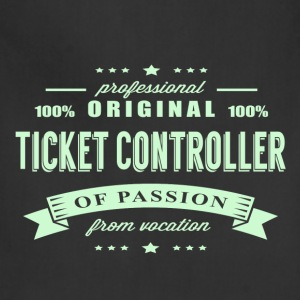 Ticket Controller Passion T-Shirt - Adjustable Apron