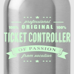 Ticket Controller Passion T-Shirt - Water Bottle