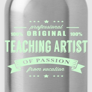Teaching Artist Passion T-Shirt - Water Bottle
