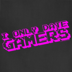 I Only Date Gamers Hoodies - Adjustable Apron
