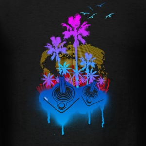 Arcade Paradise Hoodies - Men's T-Shirt