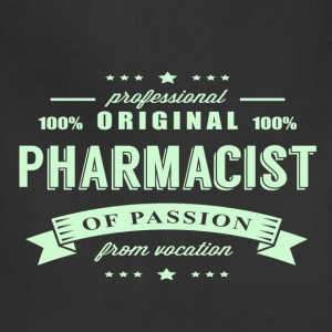 Pharmacist Passion T-Shirt - Adjustable Apron