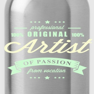 Artist Passion T-Shirt - Water Bottle