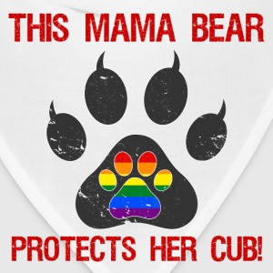 LGBT Pride For Moms - Bandana