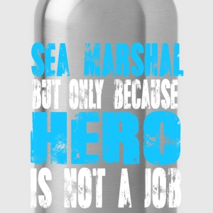 sea marshal Hero - Water Bottle