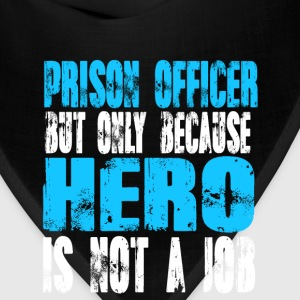 prison officer Hero - Bandana