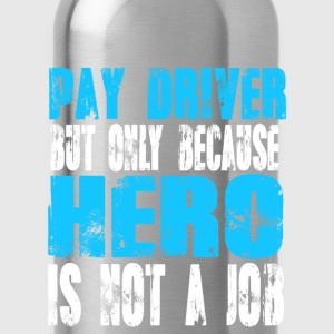 pay driver Hero - Water Bottle