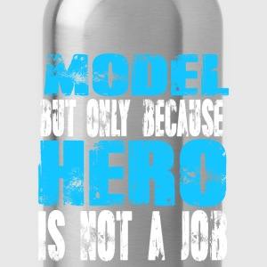 model Hero - Water Bottle