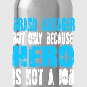 brand manager Hero - Water Bottle