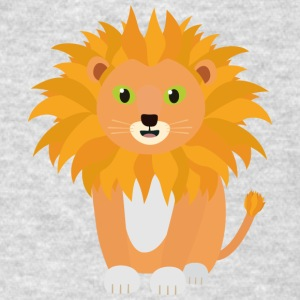 Lion with green eyes Si413 Sportswear - Men's T-Shirt