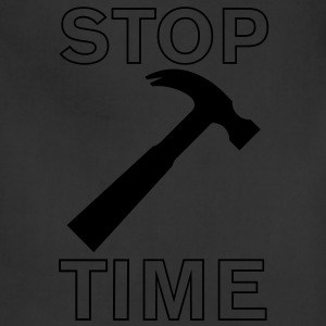 Stop Hammer Time - Adjustable Apron