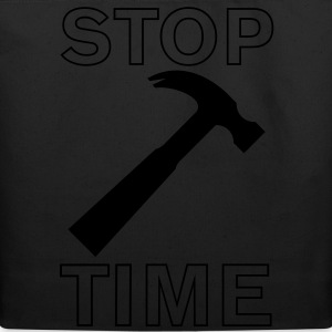 Stop Hammer Time - Eco-Friendly Cotton Tote