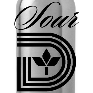 Grey Sour D - Water Bottle
