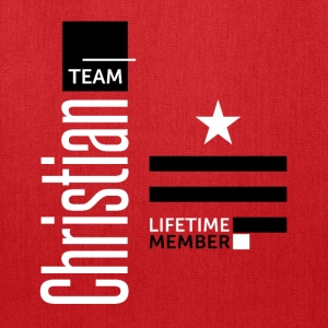 Team Christian - Tote Bag
