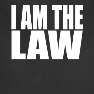 I Am The Law T-Shirts - Adjustable Apron
