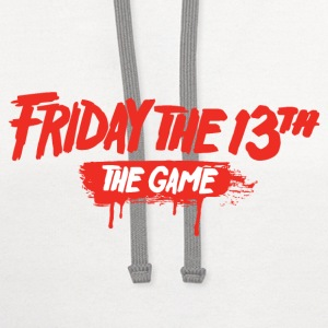 Friday the 13 - Contrast Hoodie