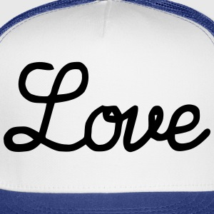 Love T-Shirts - Trucker Cap