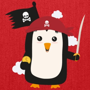 Penguin Pirate Goldcoin S7sp3 Kids' Shirts - Tote Bag