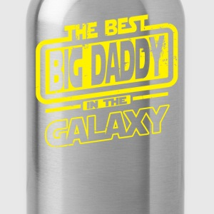 The Best Big Daddy In The Galaxy T-Shirts - Water Bottle