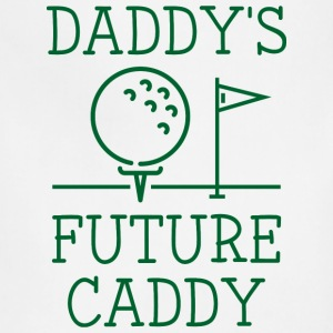 Daddy's Future Caddy - Adjustable Apron