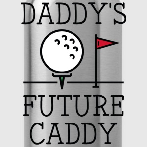 Daddy's Future Caddy - Water Bottle