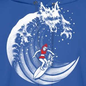 Little Red Surfing Hood T-Shirts - Men's Hoodie