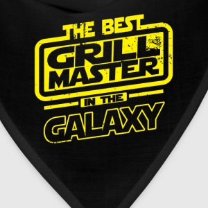 The Best Grill Master In The Galaxy T-Shirts - Bandana