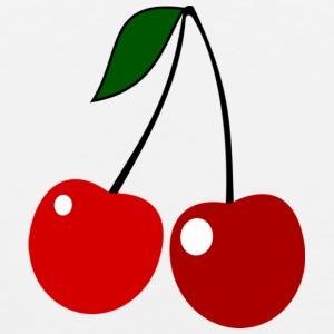 Cherries Shirt - Men's Premium Tank