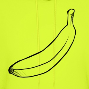 Yellow Banana - Men's Hoodie