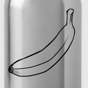 Yellow Banana - Water Bottle