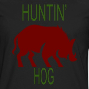 Hantin Hog - Men's Premium Long Sleeve T-Shirt