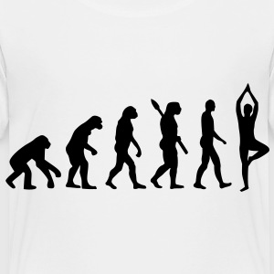 Evolution Yoga Kids' Shirts - Toddler Premium T-Shirt