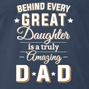 Amazing Dad Tanks - Men's Premium T-Shirt