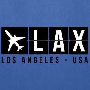 Los Angeles Airport Code T-Shirts - Tote Bag