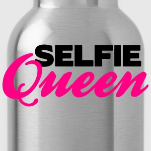 selfie queen T-Shirts - Water Bottle
