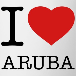 I LOVE ARUBA - Coffee/Tea Mug