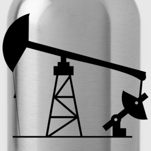 Oil Well - Water Bottle