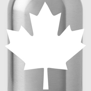 maple leaf - Water Bottle