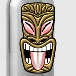 Laughing Gold Tiki - Water Bottle