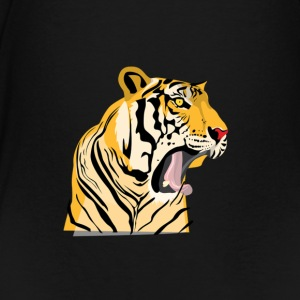 Tiger Roar - Toddler Premium T-Shirt