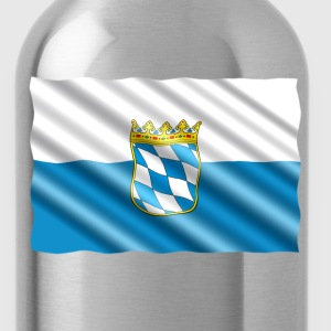 Bavaria Flag - Water Bottle