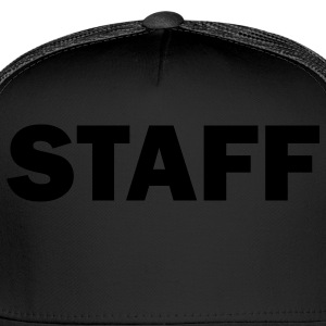 Staff - Trucker Cap